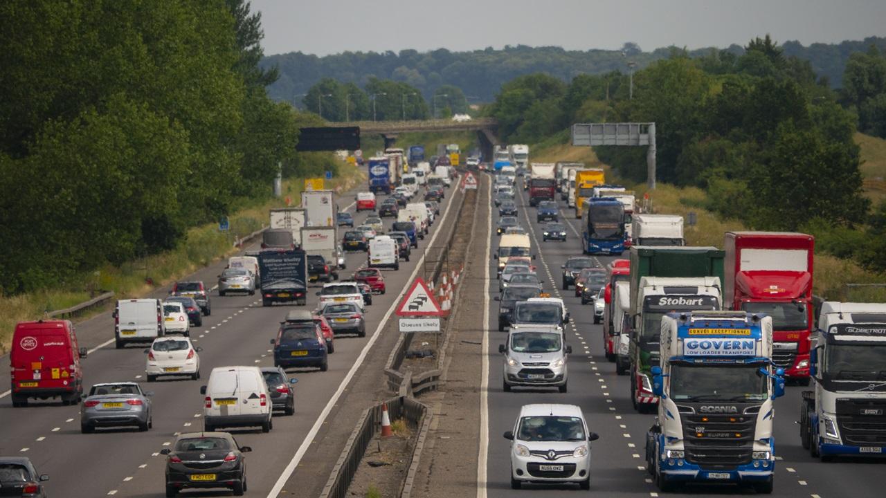 Diaľničné poplatky Anglicko 2021: Cena, ako platiť, platené úseky | © Jonathan Mitchell | Dreamstime.com