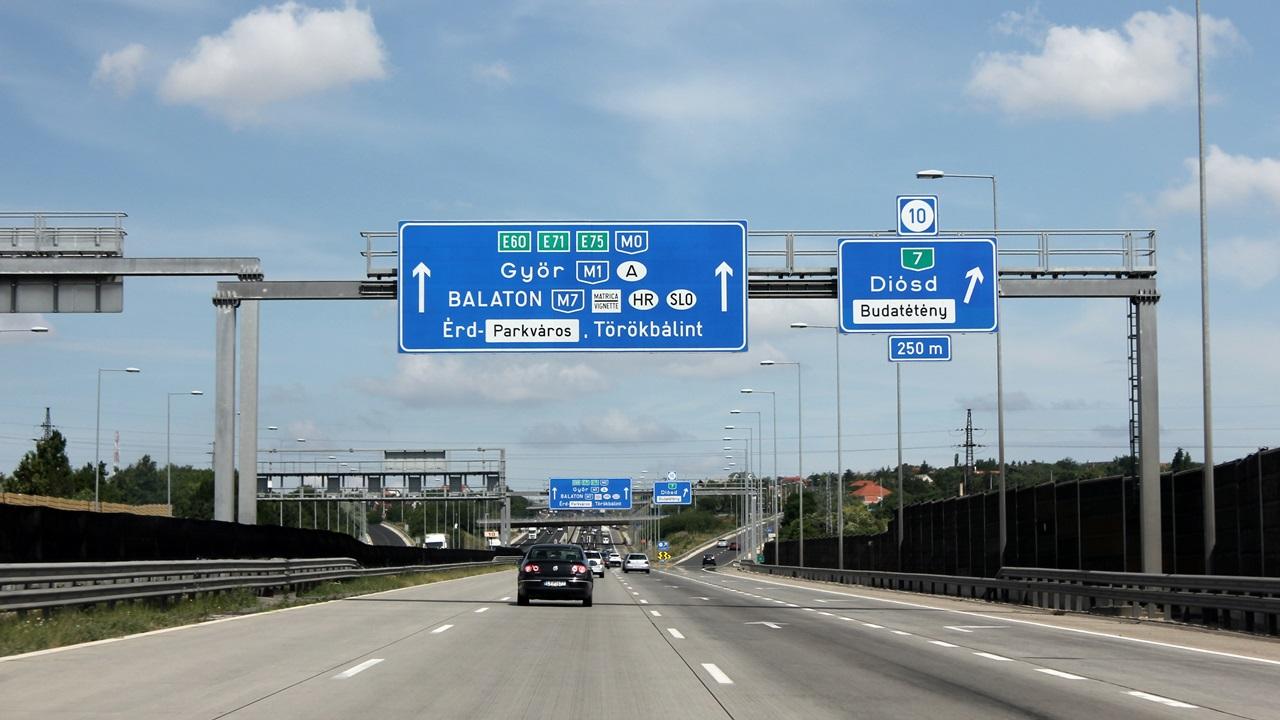 Diaľničná známka Maďarsko 2021: Cena, kde kúpiť, platené úseky | © Diana Coman | Dreamstime.com