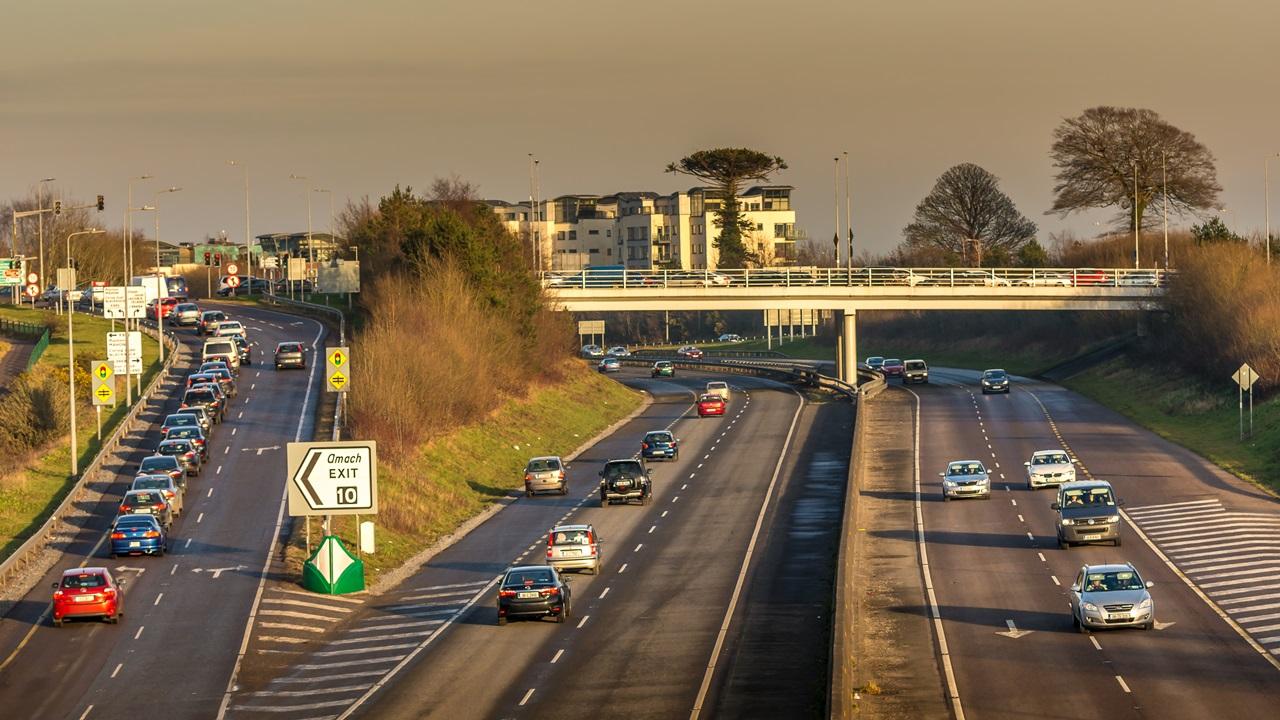 Diaľničné poplatky Írsko 2020: Cena, ako platiť, platené úseky | © Cristim77 | Dreamstime.com