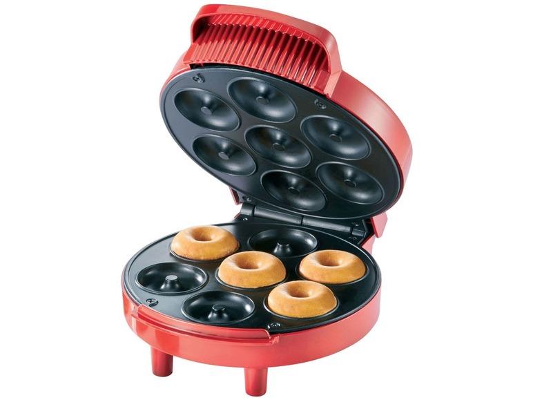 Bubble Waffeleisen/Donut Maker Silvercrest SBDM 1000 A1