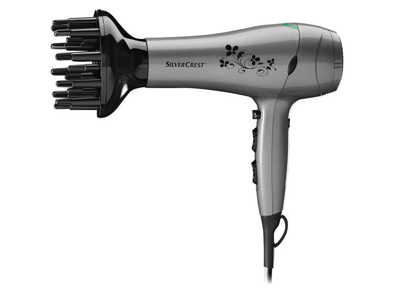 Haartrockner mit Ionenfunktion SILVERCREST SHTR 2200 F3