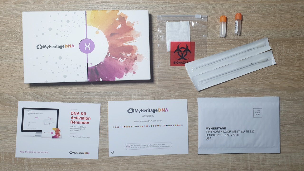 MyHeritage review: We tested our DNA (discount code)