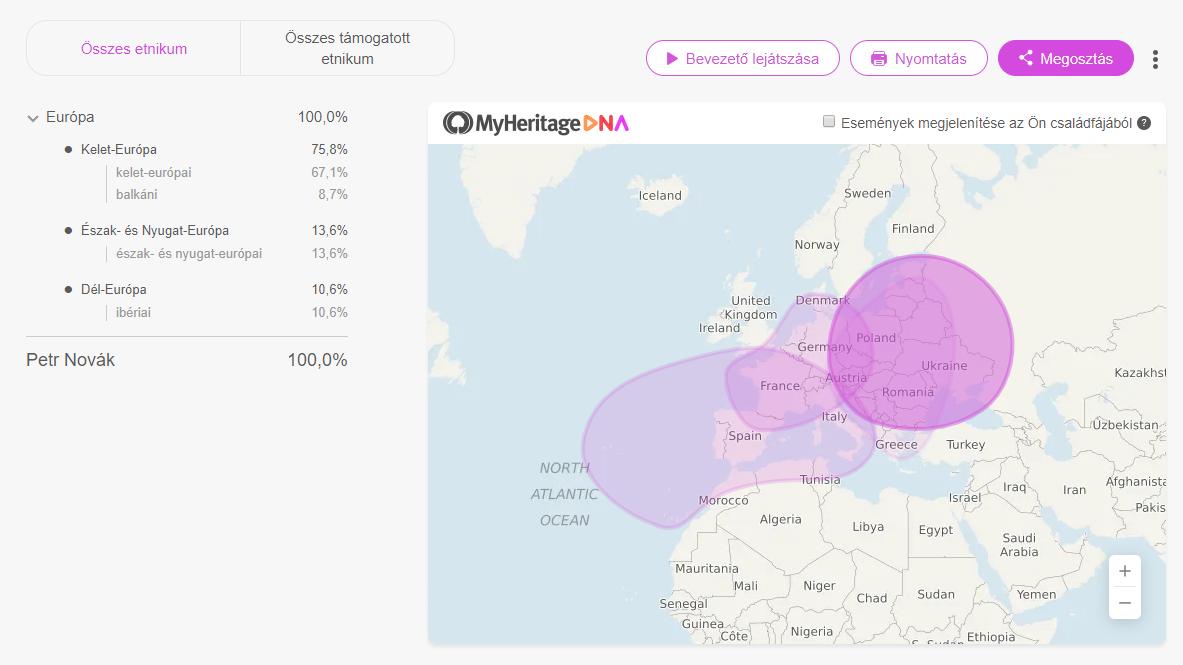 MyHeritage vélemény: Kipróbáltuk a DNA genealógiai elemzést (+kedvezménykupon)