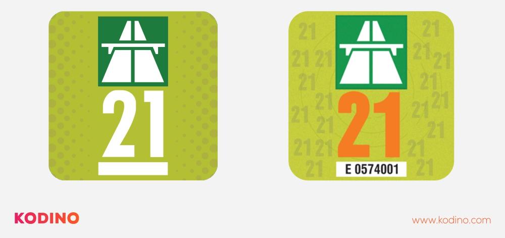 Viñetas de autopista en Suiza 2021: Precio, dónde comprar, tramos con peajes