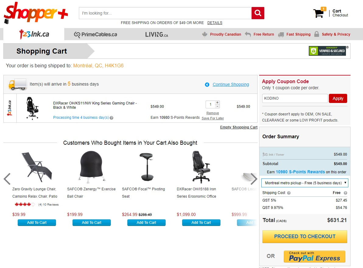 How to use discount coupon 123ink