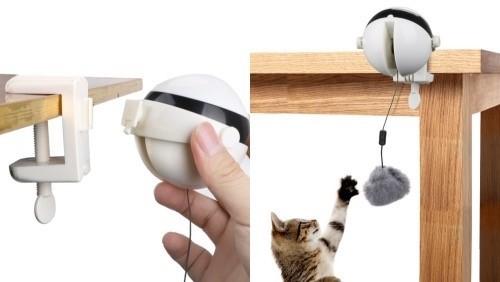 9 nejlepších vychytávek zAliexpressu pro majitele koček od 21Kč