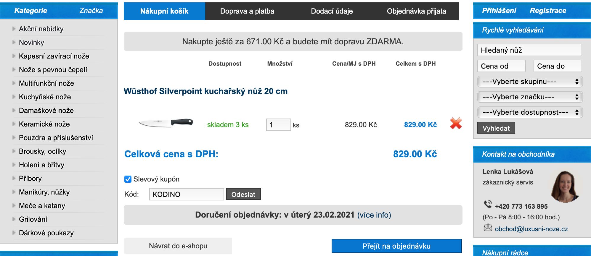 Luxusní-Nože.cz