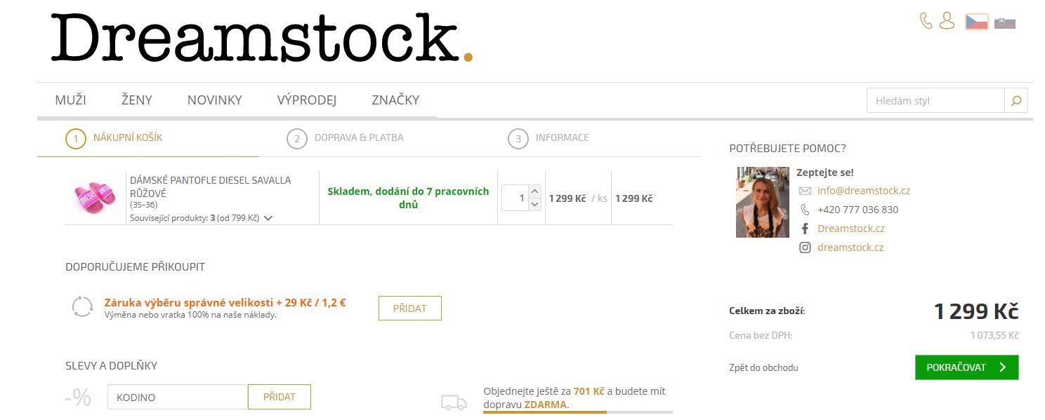 Dreamstock