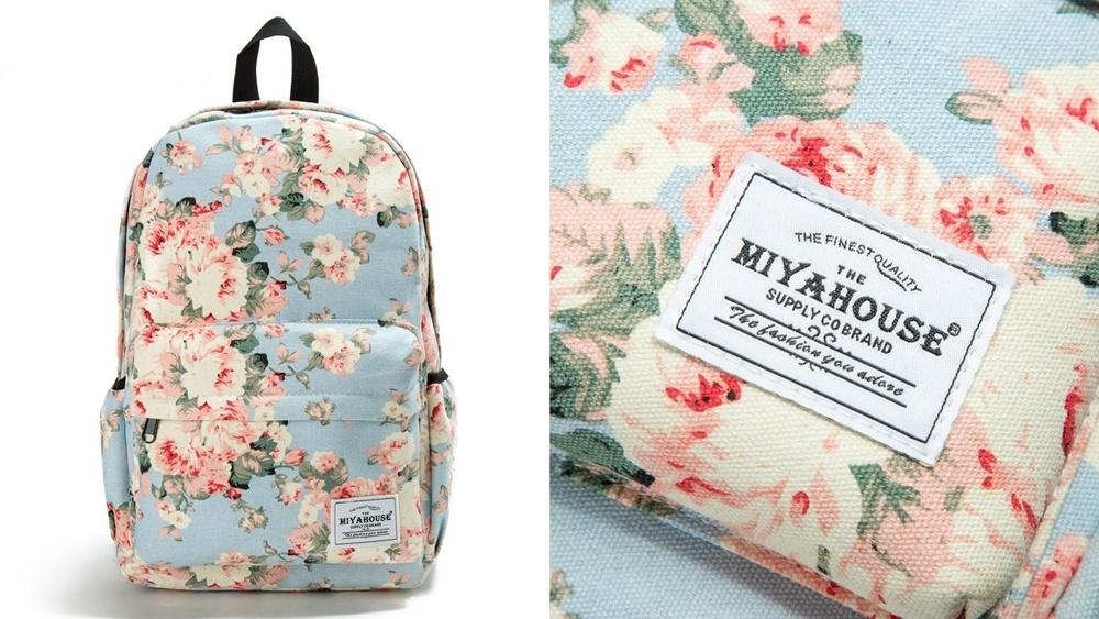 Найкращі рюкзаки від AliExpress: 10 варіантів від 75 грн