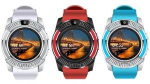 Nejlepší chytré hodinky zAliExpressu: 10 kousků od 233Kč