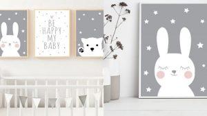 Nejlepší dekorace do dětského pokoje zAliExpress: 9 tipů od 26Kč