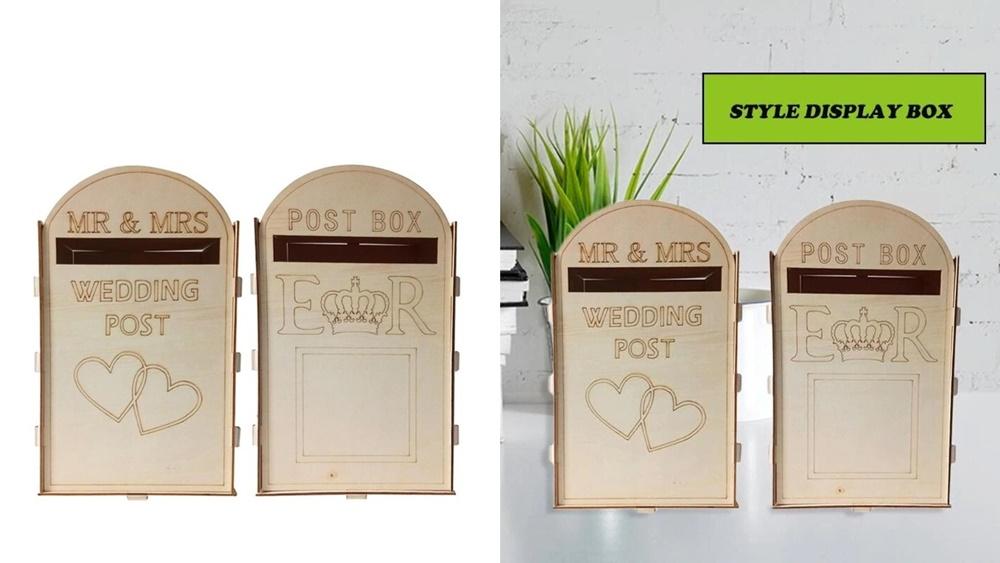 Nejlepší svatební dekorace z AliExpressu: 9 kousků do 200 Kč