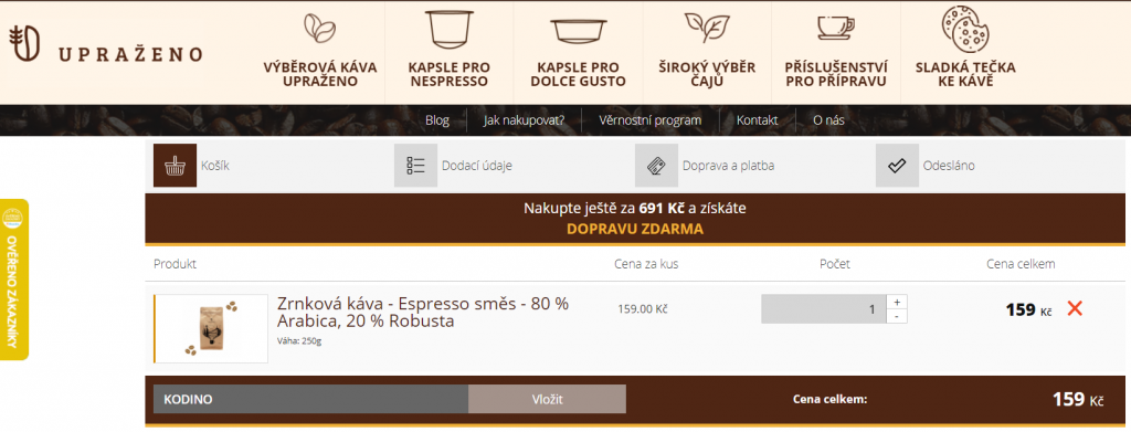 Upraženo.cz