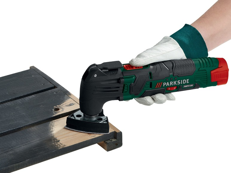 Akku Multifunktionswerkzeug PARKSIDE PAMFW 12 B2