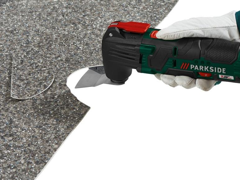 Akku Multifunktionswerkzeug PARKSIDE PAMFW 12 C3