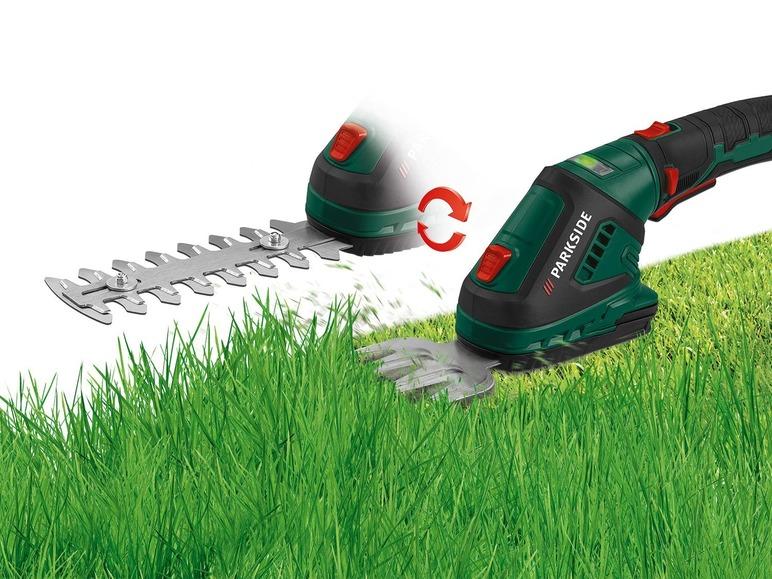 Akku Gras und Strauchschere PARKSIDE PGSA 4 A1