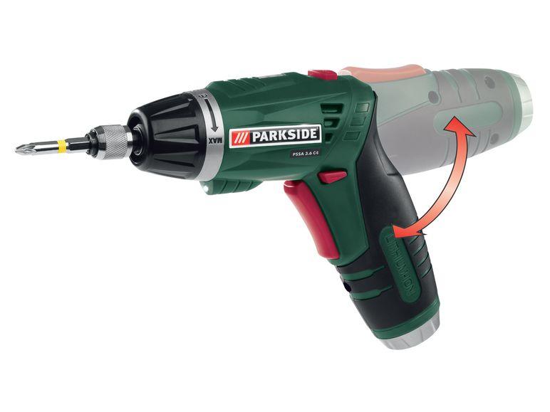 Akku-Stabschrauber PARKSIDE PSSA 3.6 C4