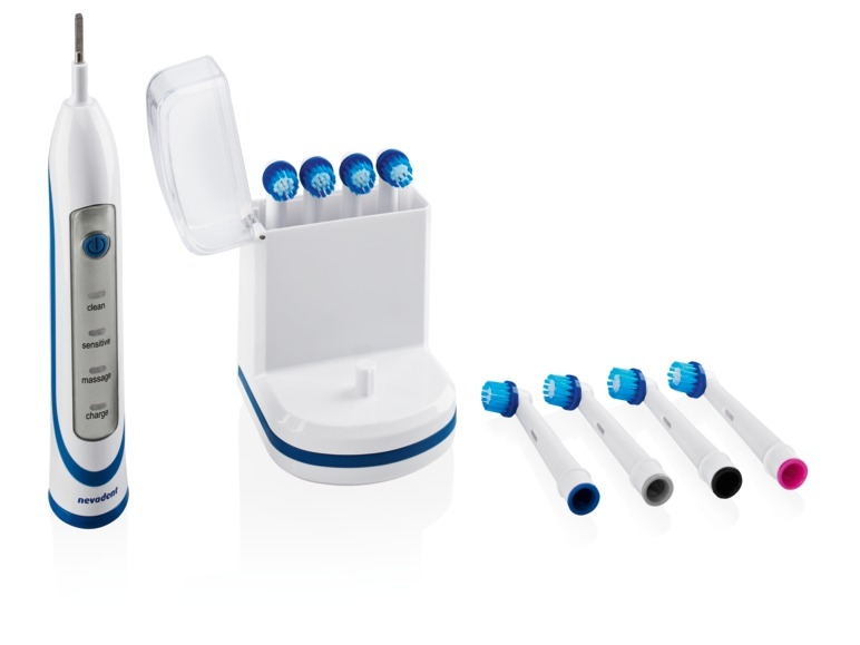 Elektrische Zahnbürste NEVADENT DAZD 3.7 Li B1