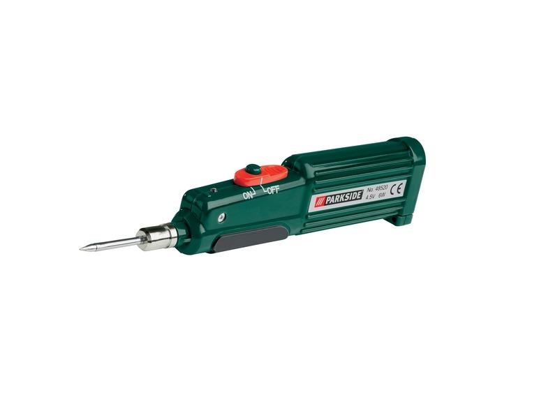 Batterielötkolben PARKSIDE BLK 520