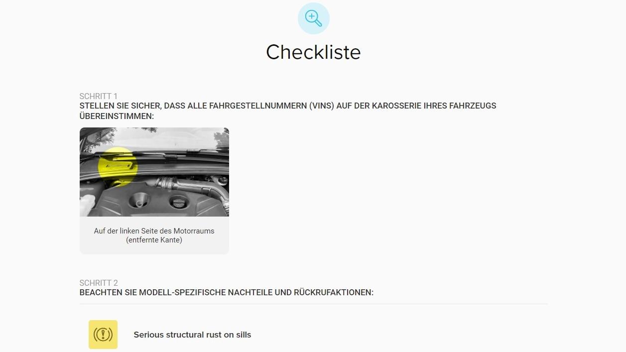 CarVertical Erfahrung: Wir haben unser Auto überprüft und waren sehr überrascht (+ 10% exklusiver Rabatt)