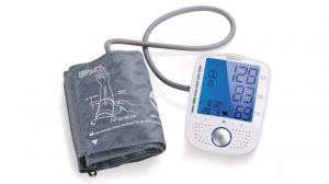 Sprechendes Blutdruckmessgerät SANITAS SBM 52