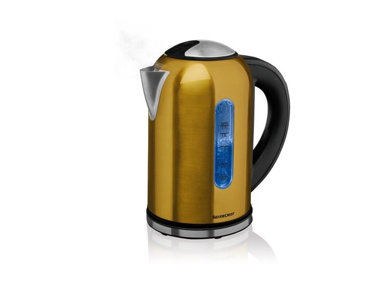 Digital-Wasserkocher SILVERCREST SWKD 2400 A1