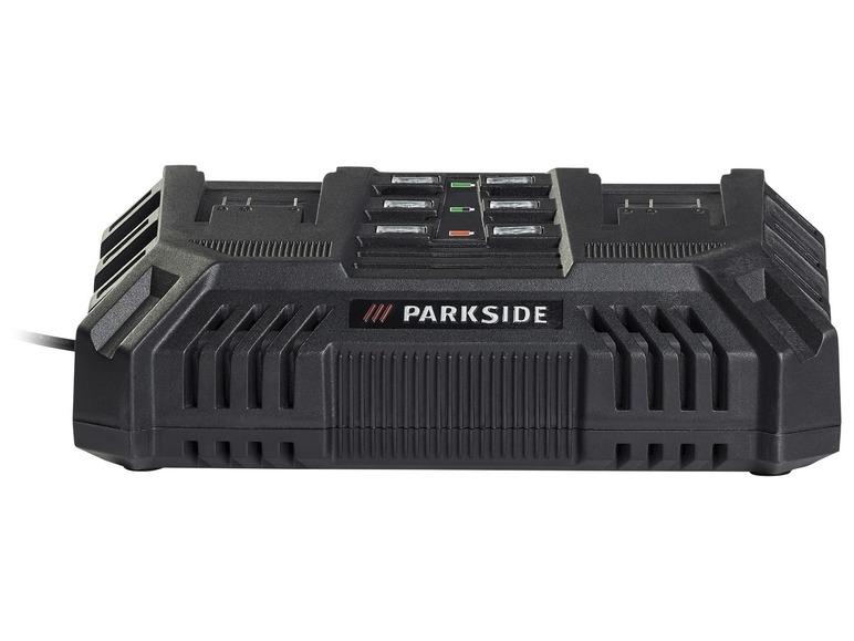 30 Minuten Doppel-Ladegerät PARKSIDE PDSLG PAP 20 A1