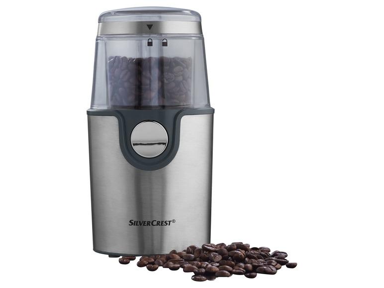 Elektrische Kaffeemühle SILVERCREST EDS SKEE 150 A1