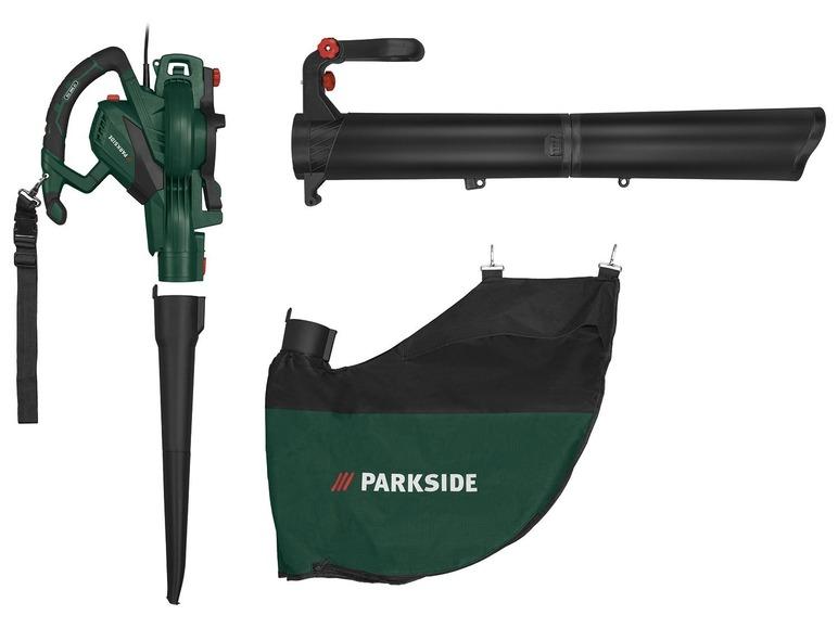 Elektro-Laubsauger/ -bläser PARKSIDE PLS 3000 A1