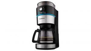 Kaffeemaschine mit Kaffeemühle SILVERCREST SKML 1000 A1