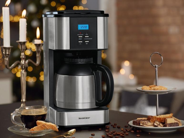 Kaffeemaschine SILVERCREST SKA 1000 A1