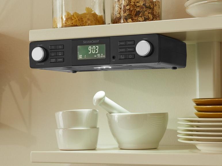 Unterbau Küchenradio SILVERCREST SKR 800 C3