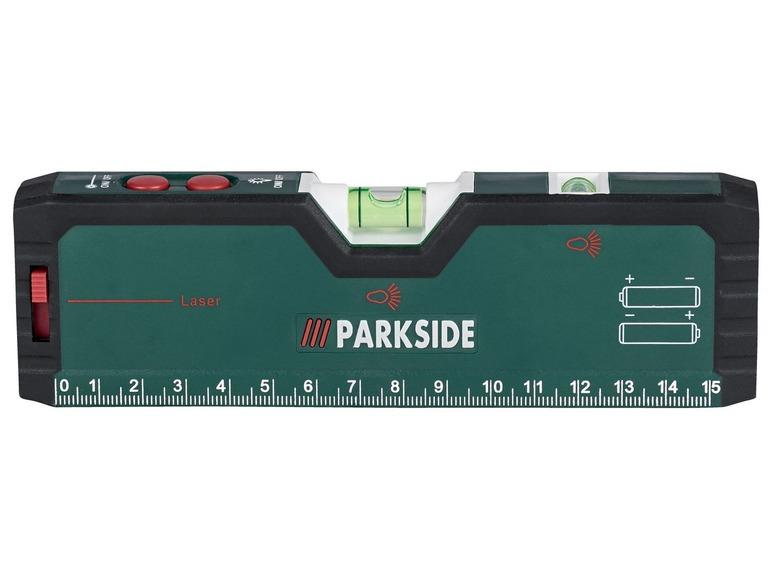 Laser-Wasserwaage PARKSIDE PLW A3