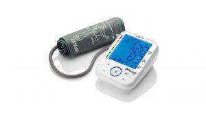 Oberarm-Blutdruckmessgerät SANITAS SBM 67