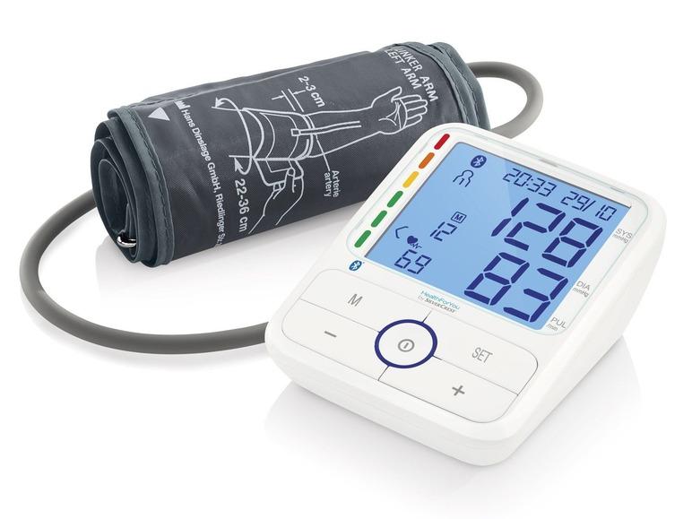 Blutdruckmessgerät Oberarm SILVERCREST SBM 68