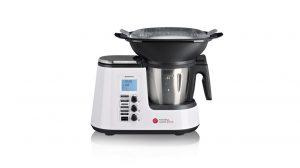 Küchenmaschine Monsieur Cuisine Plus SILVERCREST SKMK 1200 A1