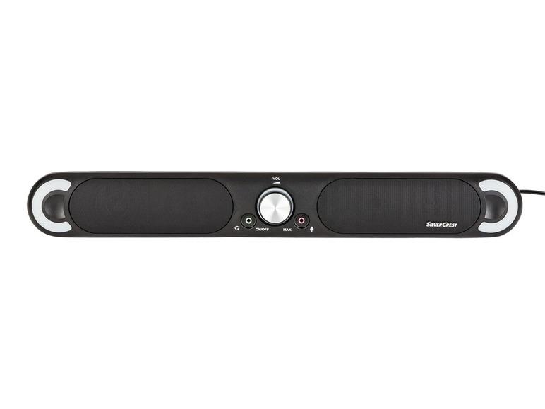 Soundbar PC Lautsprecher SILVERCREST SPS 3 A1