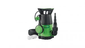 Klarwasser-Tauchpumpe FLORABEST FTP 400 D3
