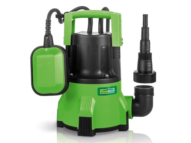 Schmutzwassertauchpumpe FLORABEST FTP 400 E4