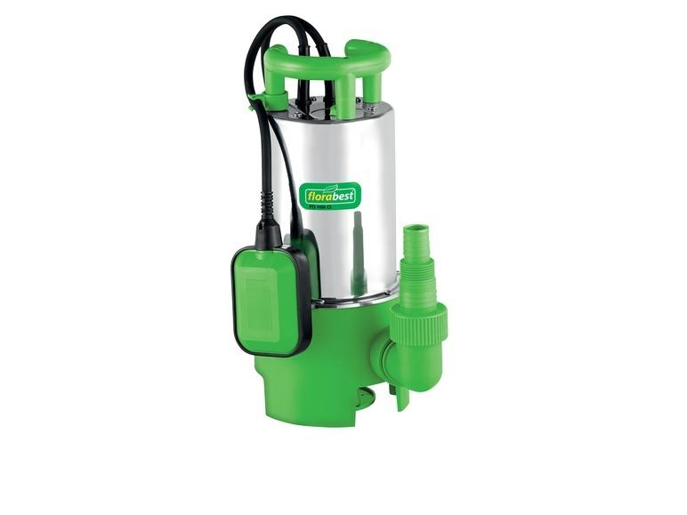 Schmutzwassertauchpumpe FLORABEST FTS 1100 C3