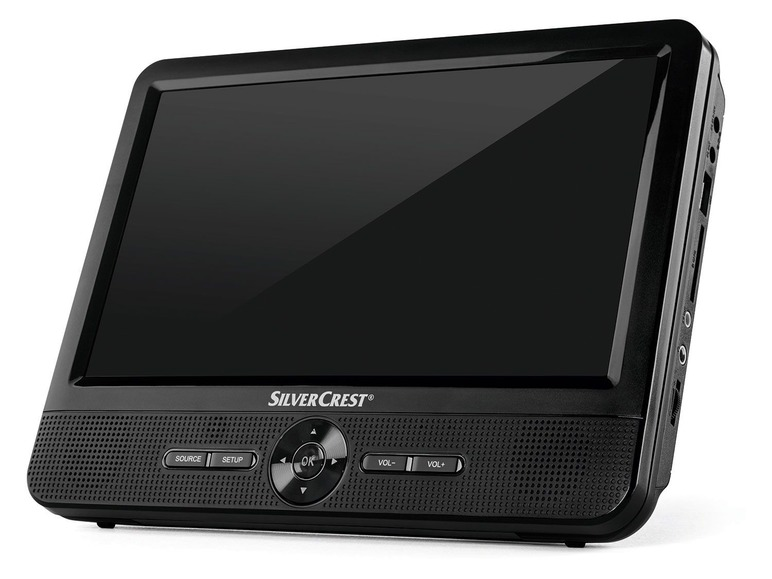 Portabler DVD Player SILVERCREST SPDP 18 A1