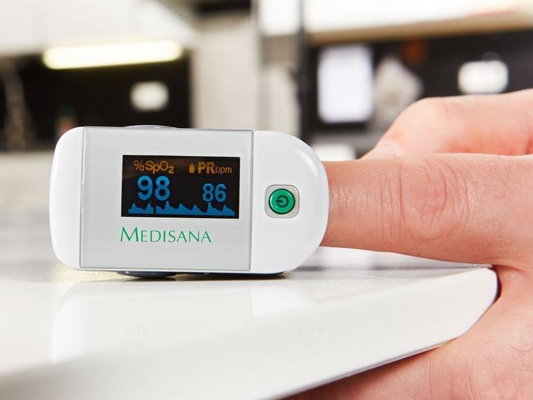 Pulsoximeter MEDISANA PM A10