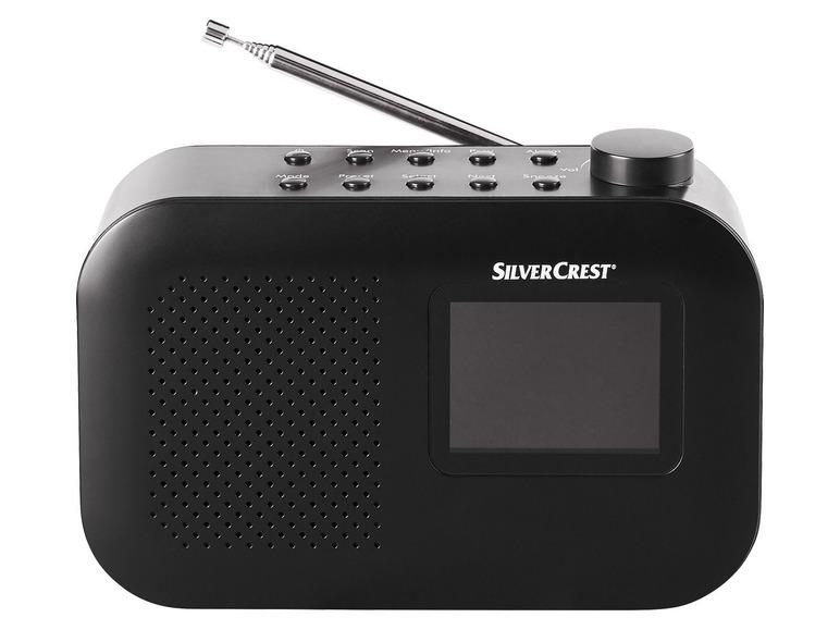 Radio DAB+ SILVERCREST SDRF 10 A1