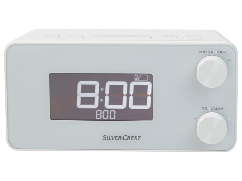 Radiowecker SILVERCREST SRWK 800 A1
