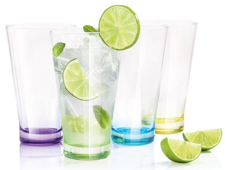 Longdrink-Glas/ Gin-Whiskey-Wasser Glas Set ERNESTO®