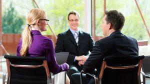 Cómo actuar en una entrevista de trabajo
