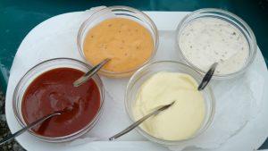 Cómo arreglar mayonesa cortada