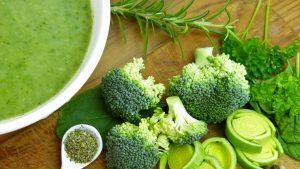Cómo comer brócoli