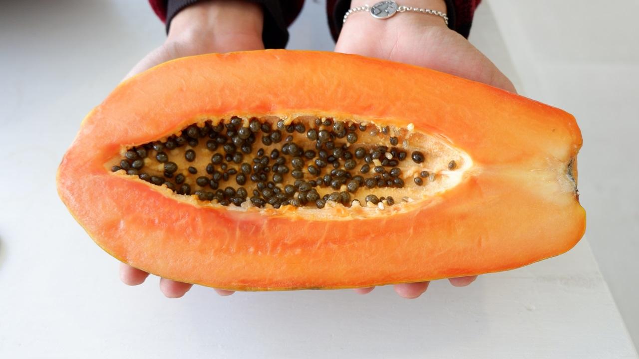 Cómo comer papaya | © Pixabay.com