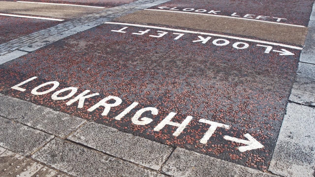 Cómo enseñar derecha e izquierda en primer grado   © Pixabay.com
